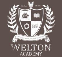 Dead Poet's Society - Welton Academy