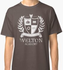 Dead Poet's Society - Welton Academy Classic T-Shirt