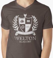 Dead Poet's Society - Welton Academy Men's V-Neck T-Shirt