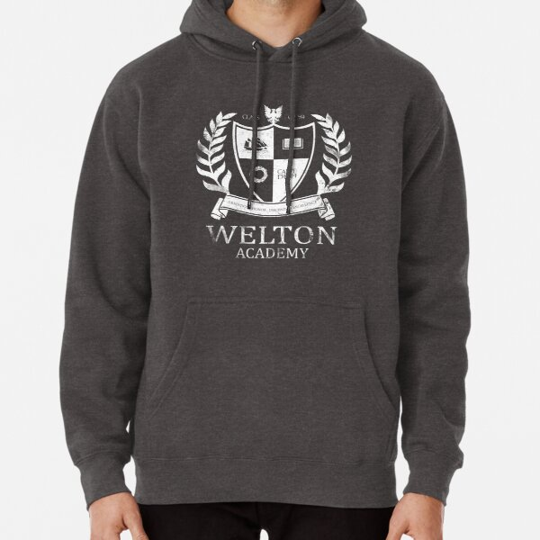 Dead Poet's Society - Welton Academy Pullover Hoodie