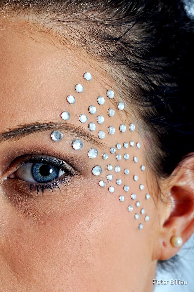 Beauty Is In The Eye by Peter Billiau