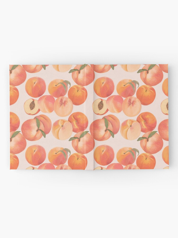 Alternate view of Peaches Hardcover Journal