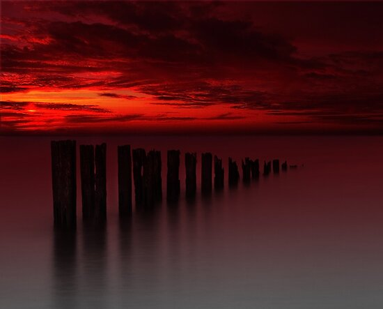 Red Sunset by timpr