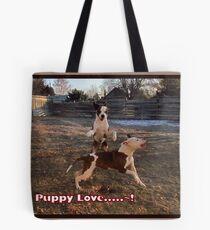 Buster and Sweetie- Fun, Fun, Fun~!!!! Tote Bag