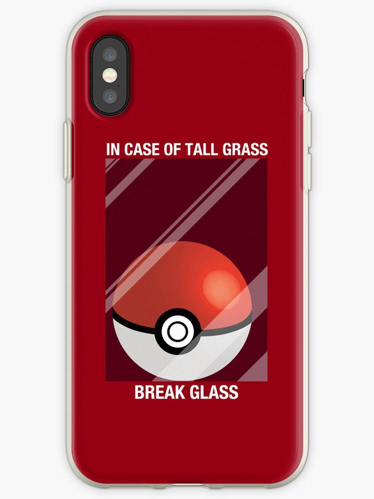 In Case of Tall Grass, Break Glass by Koukiburra