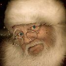 Santa's Watching by Keeli
