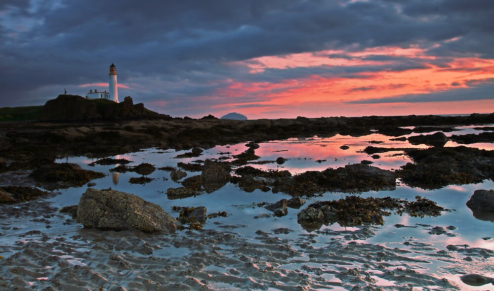 Turnberry Lighthouse by CraMation