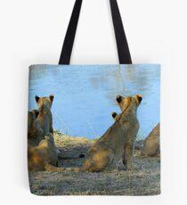 The Tsalala pride Tote Bag
