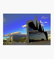 Riverside Museum Glasgow Photographic Print