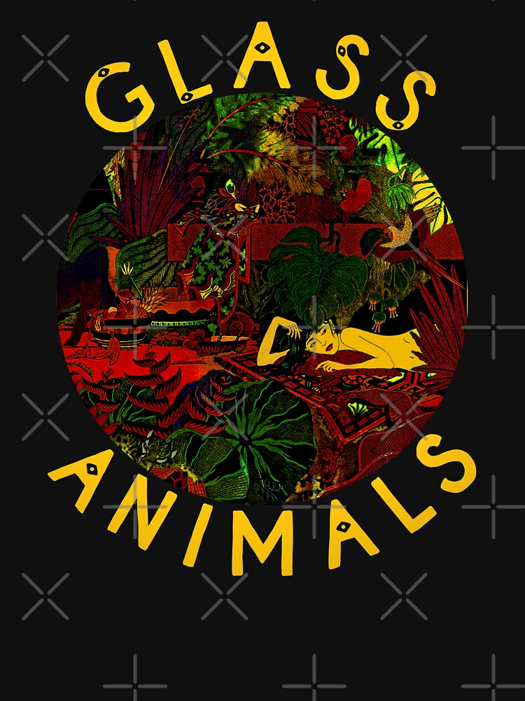 Glass Animals by thearkestry