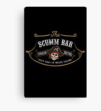 The Scumm Bar Canvas Print
