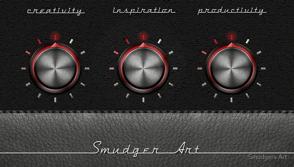 Turn Me On by Smudgers Art