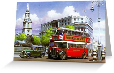 London Transport STL by Mike Jeffries