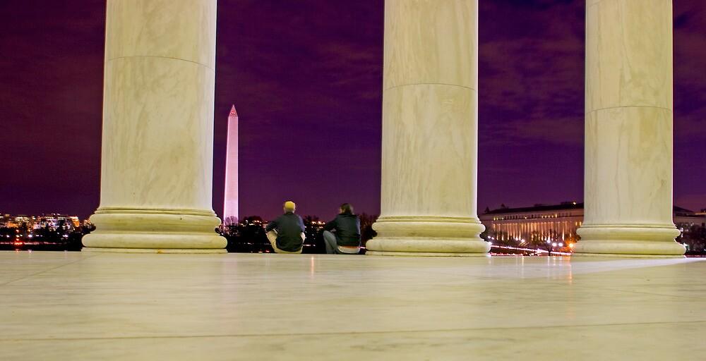 Jefferson to Washington by CraMation