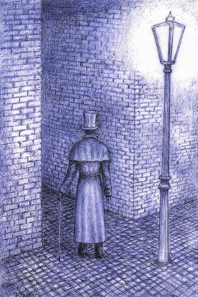 mystery alley by Indigo46