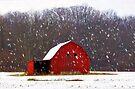 Little Red Barn by Grinch/R. Pross