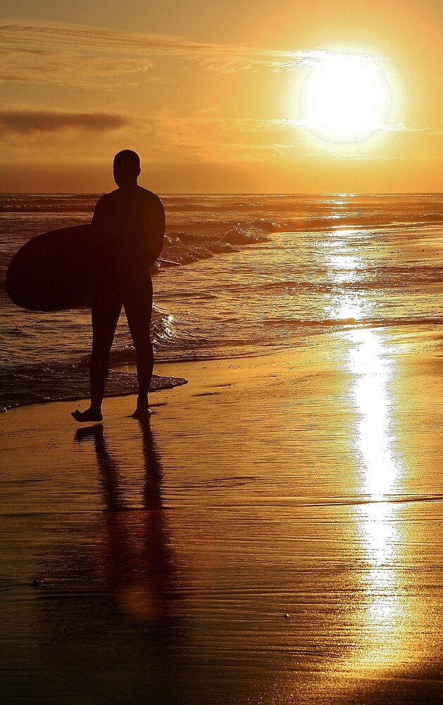 California Dreaming.  by Ran Richards