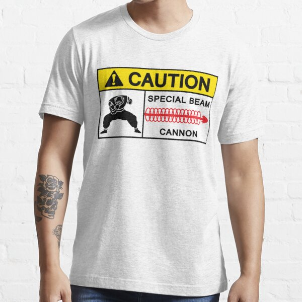 CAUTION - SPECIAL BEAM CANNON Essential T-Shirt