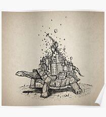 Tortoise Town Poster
