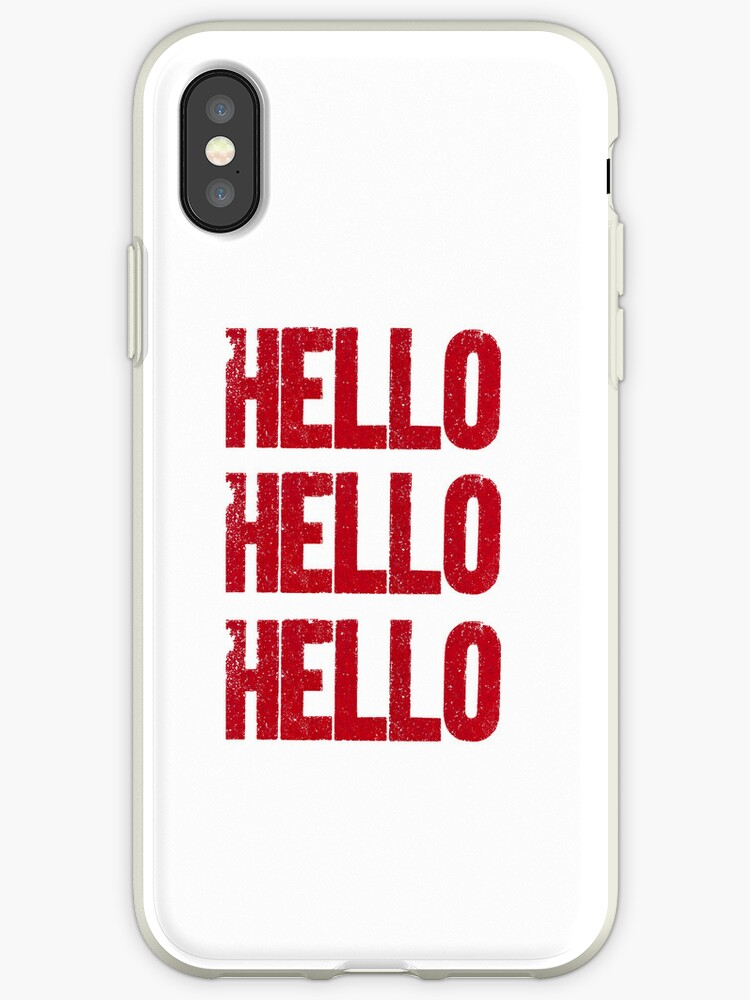 hello hello hello by cumbersome multiples