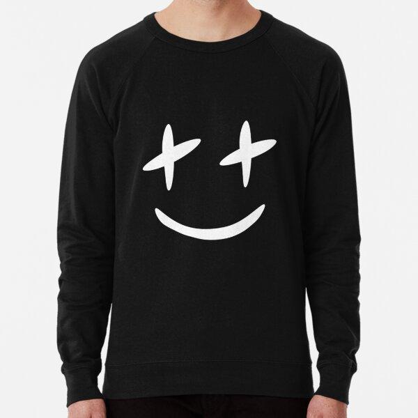 Marshmallow - DJ - Sad Face - Dance Trending - t shirt - Shirt - t-shirt - Sweat à capuche - Djs Sweatshirt léger