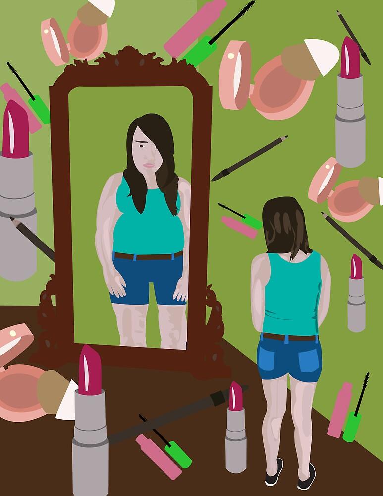 Looking Through the Mirror by saraigomez