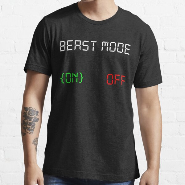 Beast Mode ON Essential T-Shirt