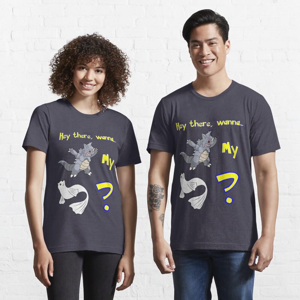 Pokemon Pickup Line Essential T-Shirt