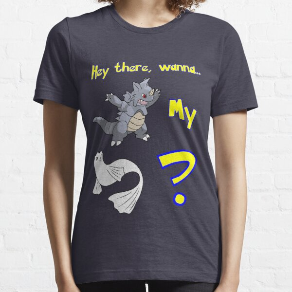 Pokemon Pickup Line Essential T-Shirt
