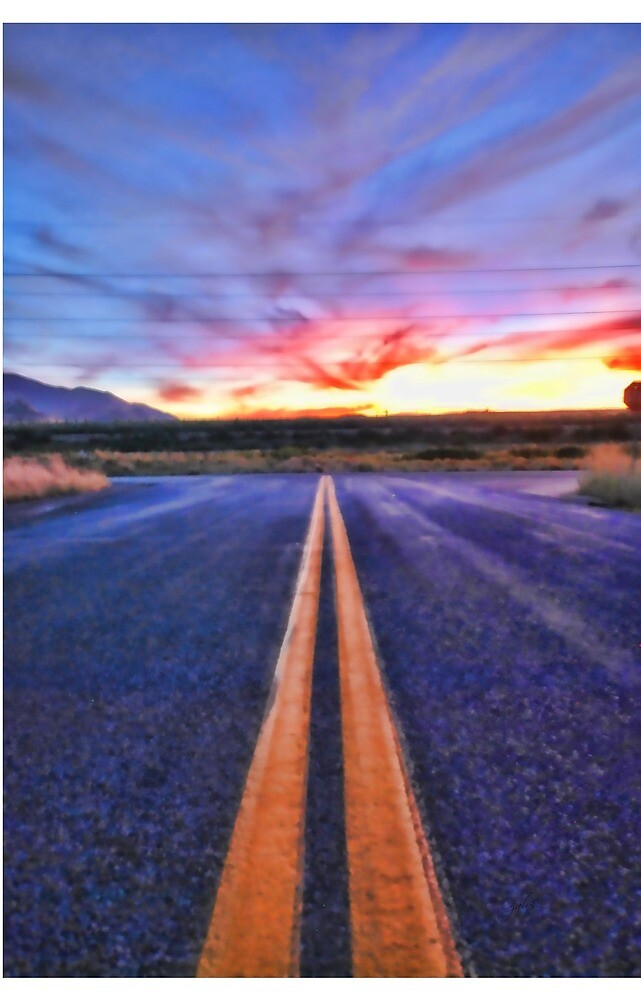 Road by Oscar Aguilar