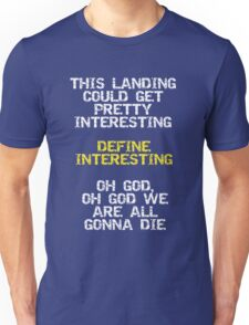 Define Interesting Unisex T-Shirt