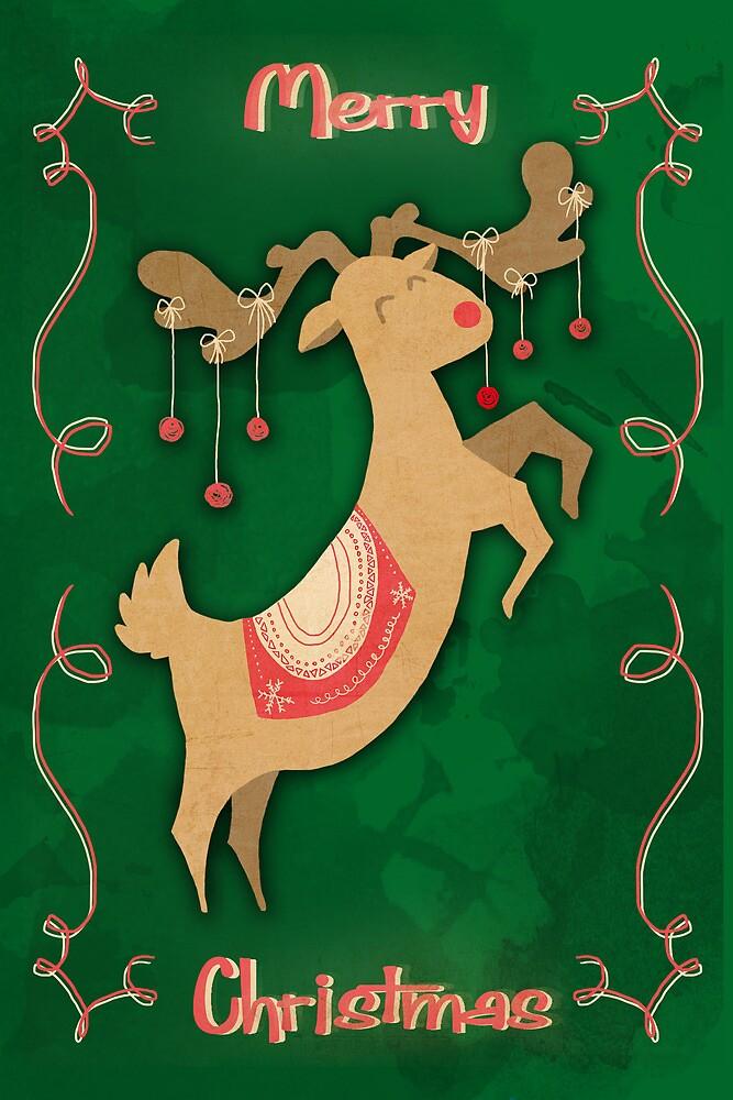 Merry Christmas by BenjFavrat