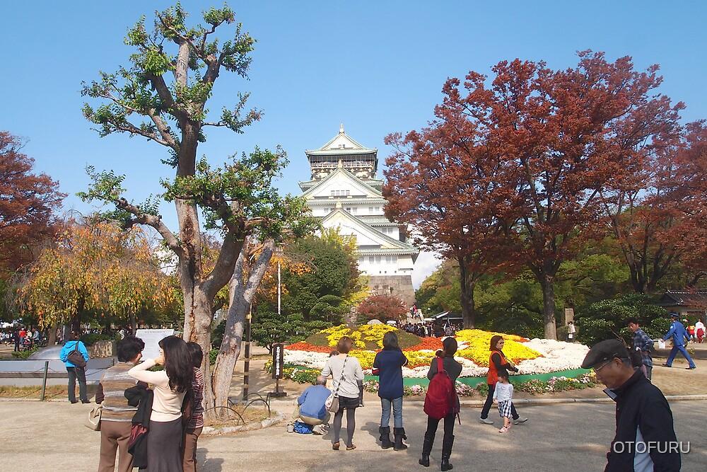 sundays Osakajo 1  by OTOFURU
