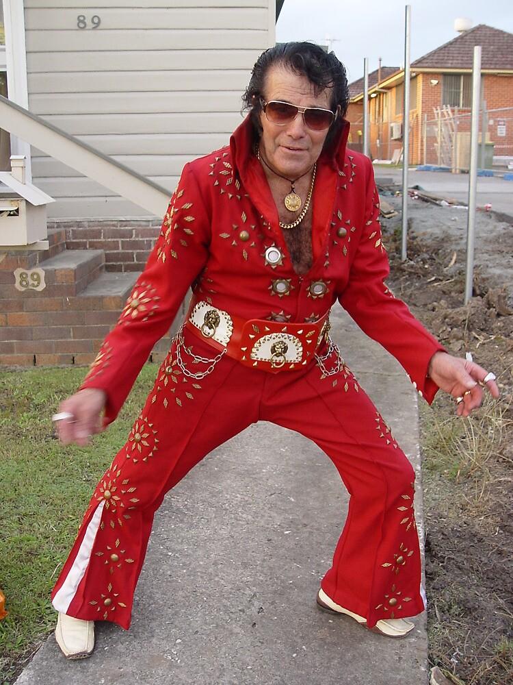 Elvis Lesley by Gary Kelly