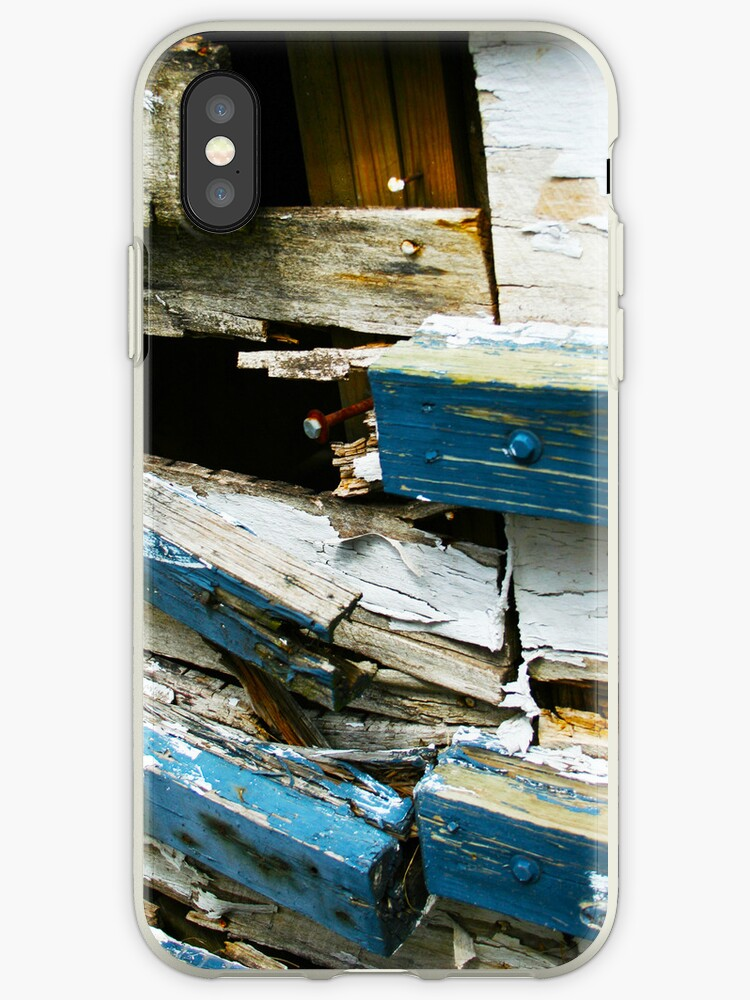 Dry Rot - iPhone Case by Christopher Herrfurth