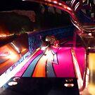 Pinball Ramp Shot by dgscotland