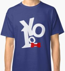"""You Only Live Once """"YOLO"""" Classic T-Shirt"""