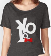"You Only Live Once ""YOLO"" Women's Relaxed Fit T-Shirt"