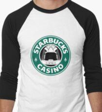 STARBUCK'S Men's Baseball ¾ T-Shirt