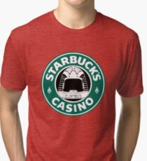 STARBUCK'S Tri-blend T-Shirt