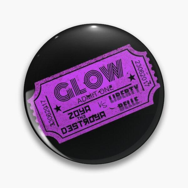BILLET GLOW Badge