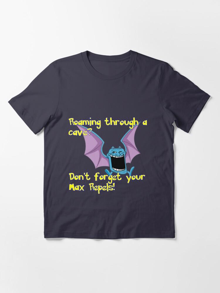 Alternate view of Golbats are trolls... Essential T-Shirt