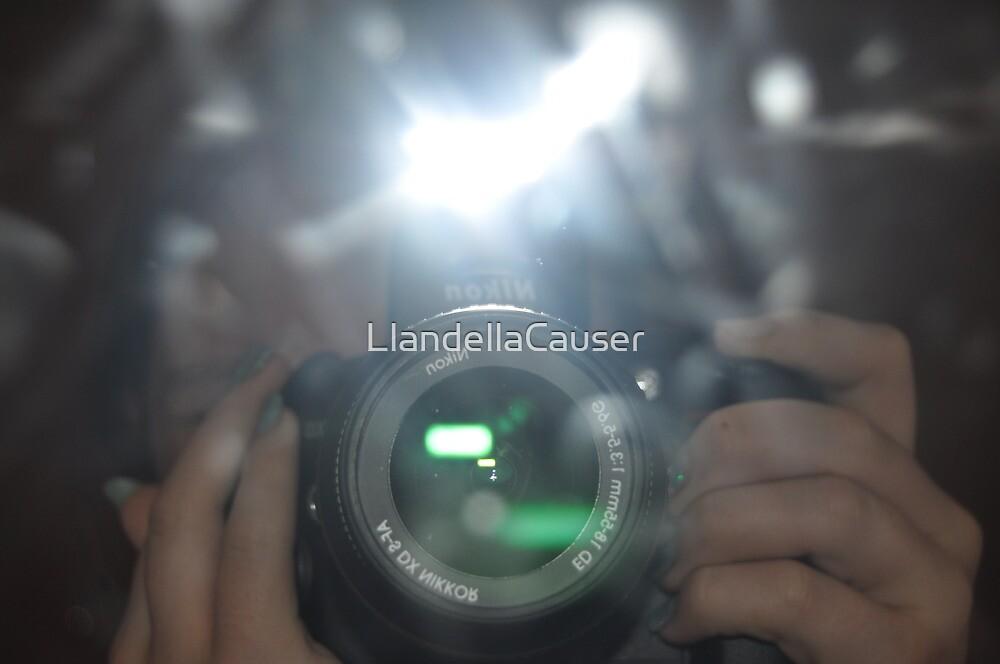 Green flash by LlandellaCauser