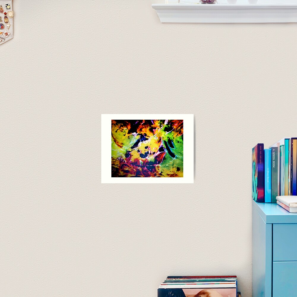 Izzy! Art Print