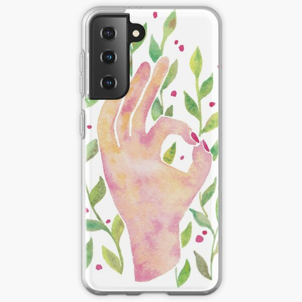 Everything is going to be ok Samsung Galaxy Soft Case