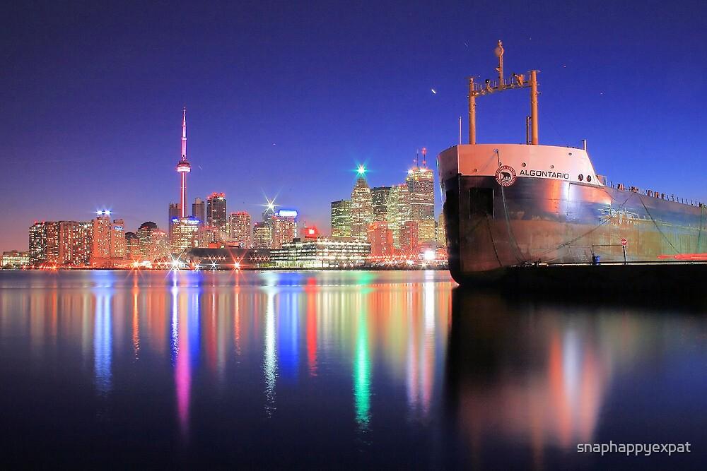 """Algontario"", Docklands, Toronto. by snaphappyexpat"