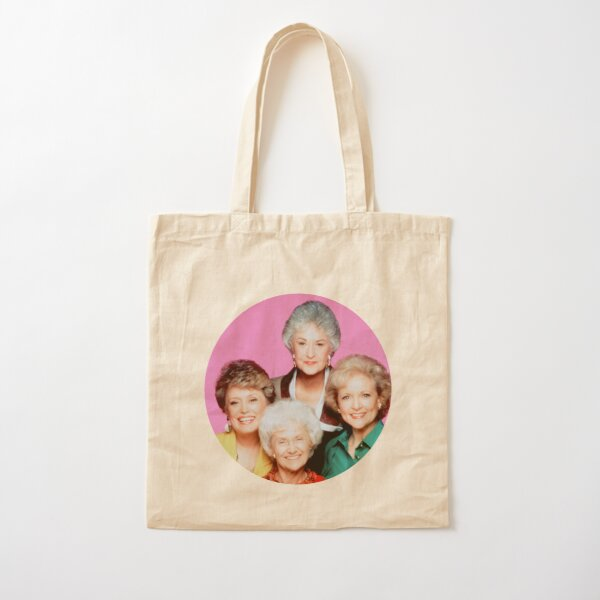 Thank You For Being A Friend Cotton Tote Bag