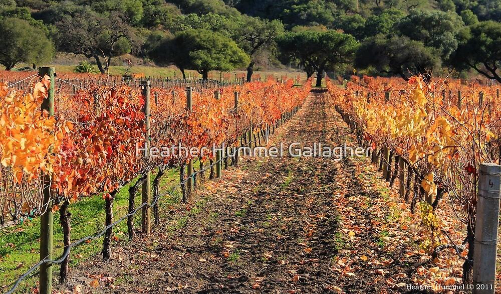 Vineyard Foliage by GreenSaint