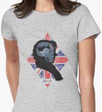 Sherlocks Mind Women's Fitted T-Shirt