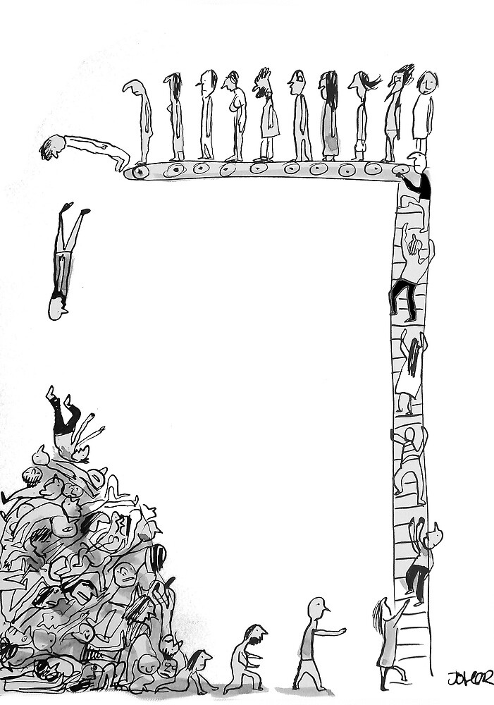 life cycle by Loui  Jover